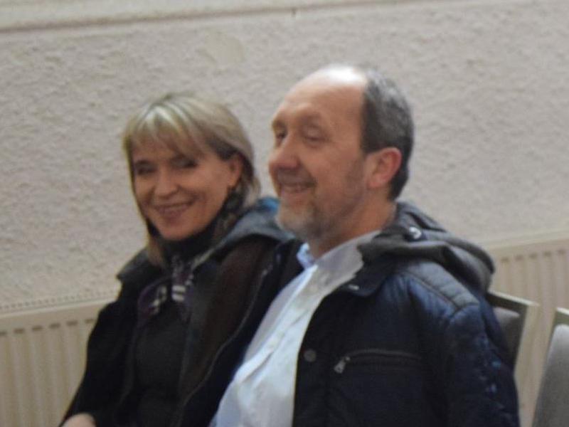 Zbigniew i Lidia Miksa
