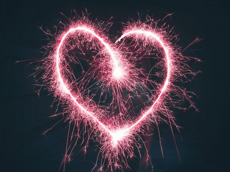 Serce, miłość, życie